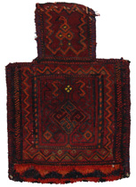 Kurdi - Saddle Bag